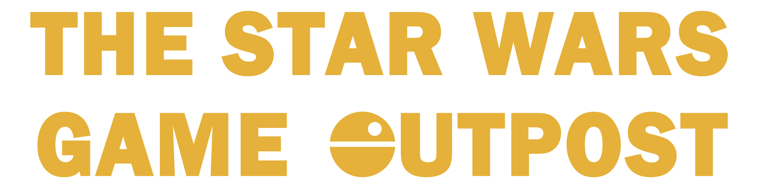 The Star Wars Game Outpost