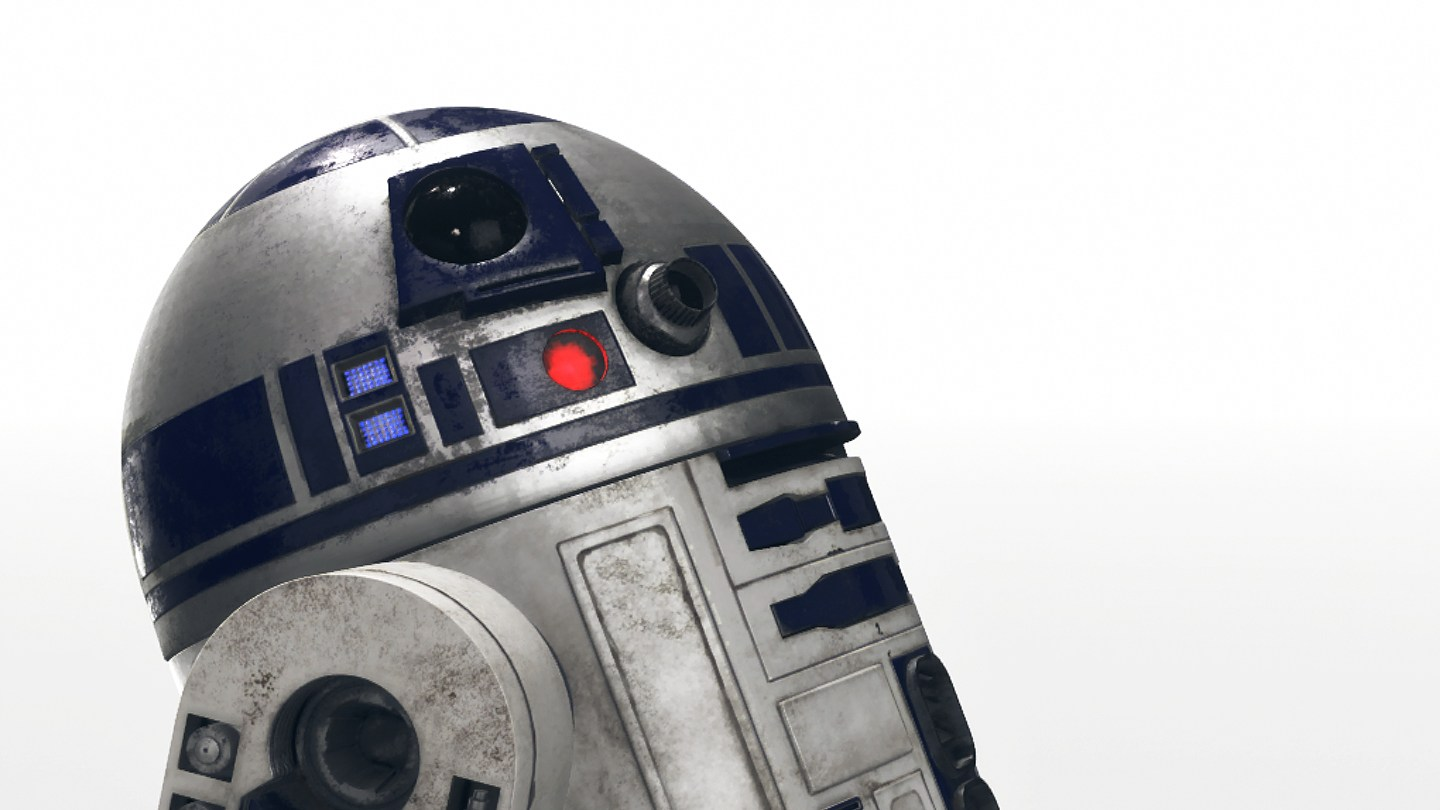 R2-D2 in Battlefront