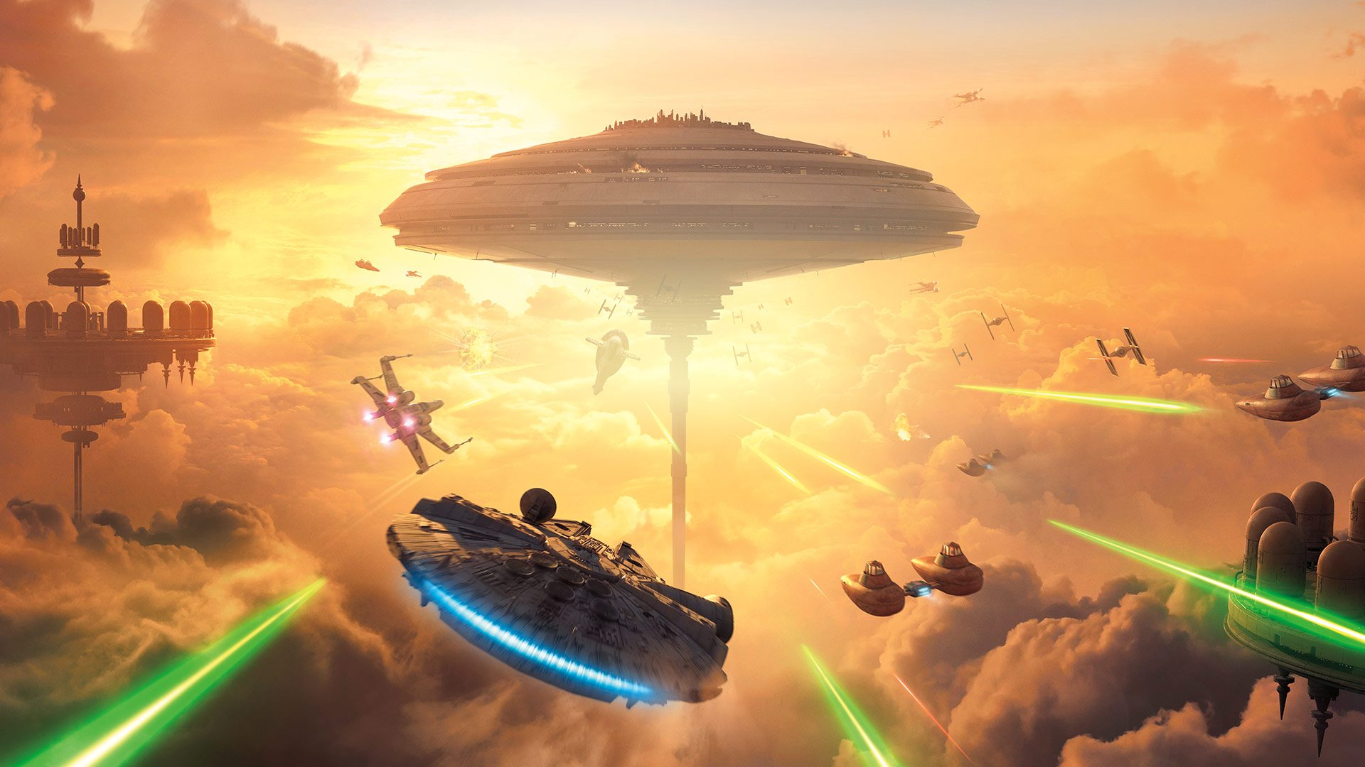 Bespin free trial goes live next week.