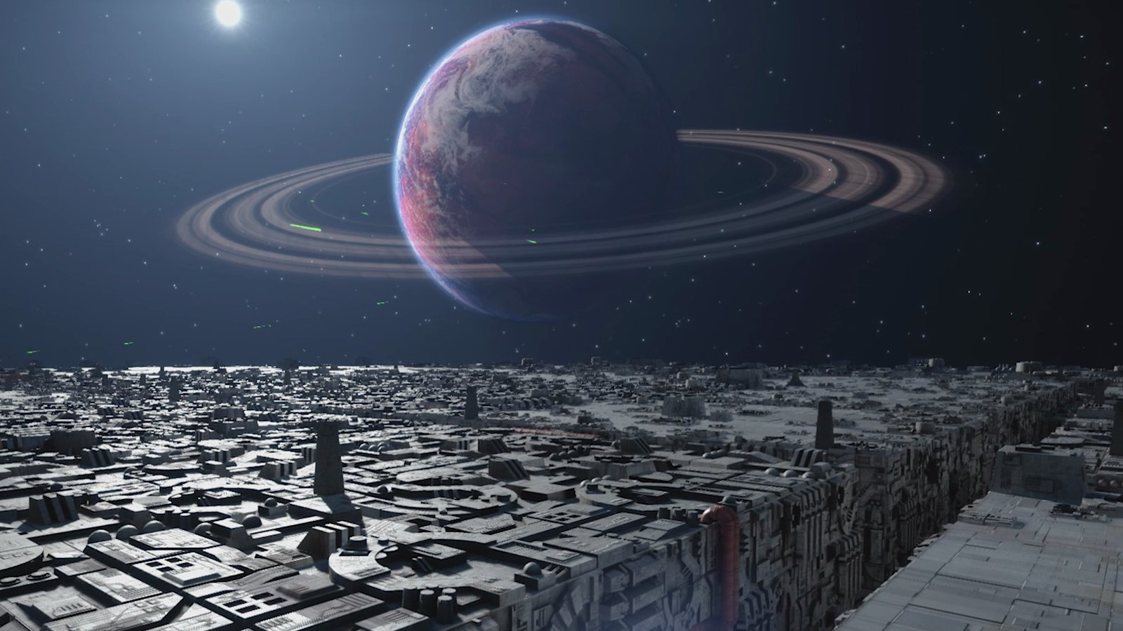 New planet in Battlefront.