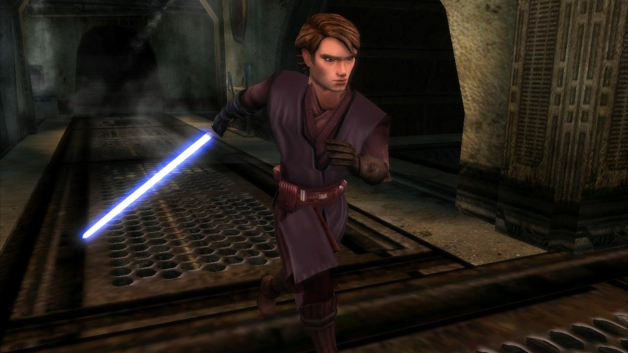 Anakin in The Battles of The Clone Wars mod for Battlefront II.