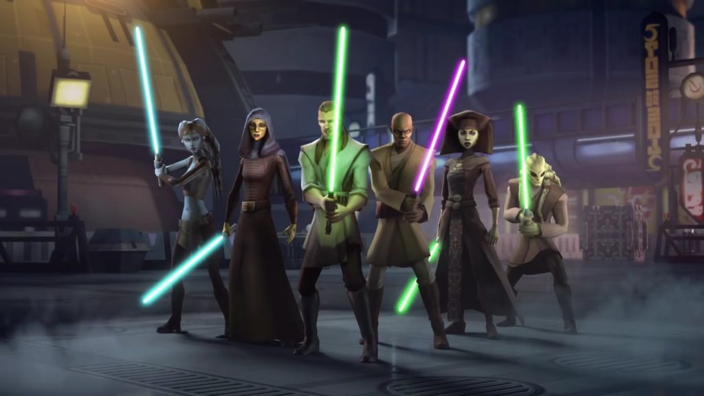 EA: Galaxy of Heroes users play more than two hours per day