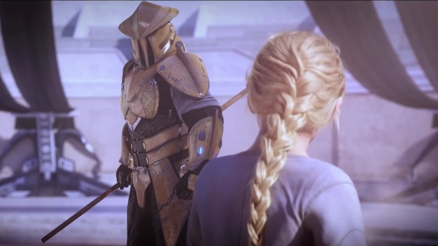 Image from the trailer for the latest SWTOR expansion.