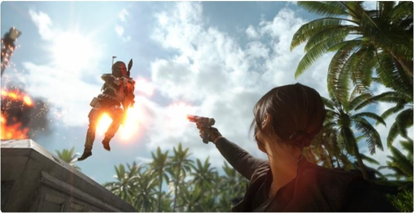 Hero Blast feature image in Battlefront.