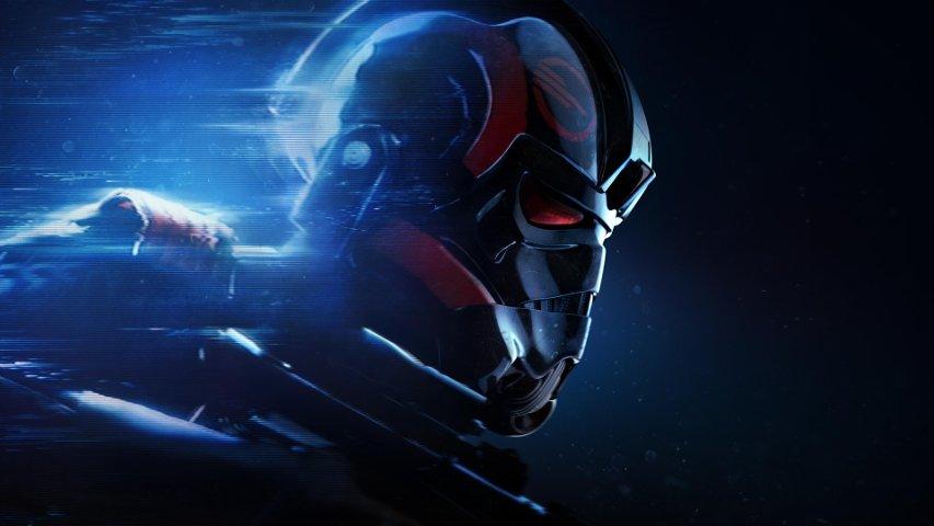 Battlefront II deluxe edition key art.
