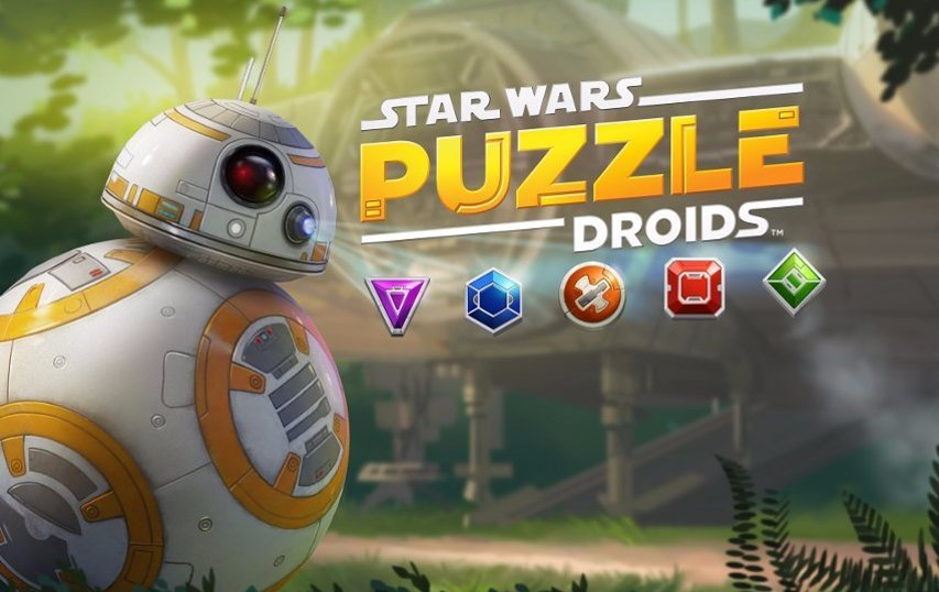 Star Wars: Puzzle Droids out now for Android, iOS devices