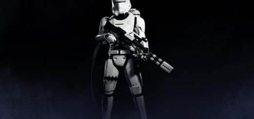 Flametrooper Battlefront II.