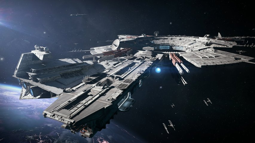 Battlefront IIs Fondor Space Map Teased Plus New Star Wars Mobile Game Announced